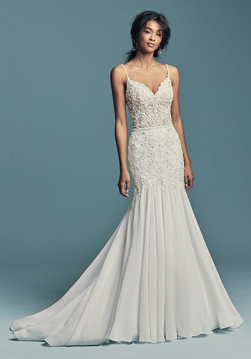 c774abeb14 Maggie Sottero Imani Wedding Dress | The Knot