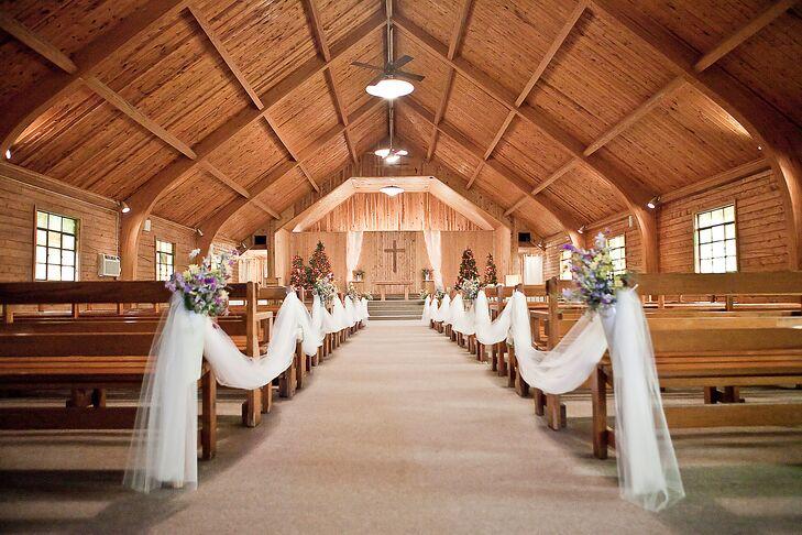 A Simple, Religious Ceremony Venue in Colorado