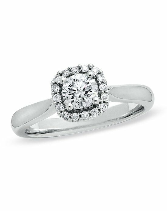zales com wedding rings zales 5 8 ct t w engagement ring in 14k white 1532