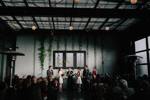 Brooklyn Wedding Ceremony at 501 Union