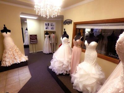 Bridal Designs and Tuxedos