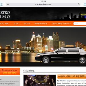 Canton, MI Event Limo | DTW Airport Transportation
