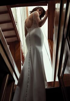 Justin Alexander Bruna Wedding Dress