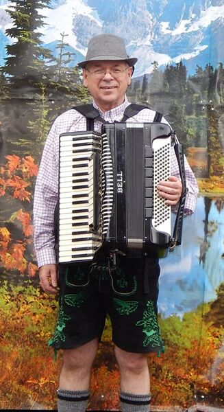 DBand - Accordion Player - Basking Ridge, NJ