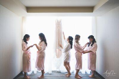 Andy Lu Wedding Photography