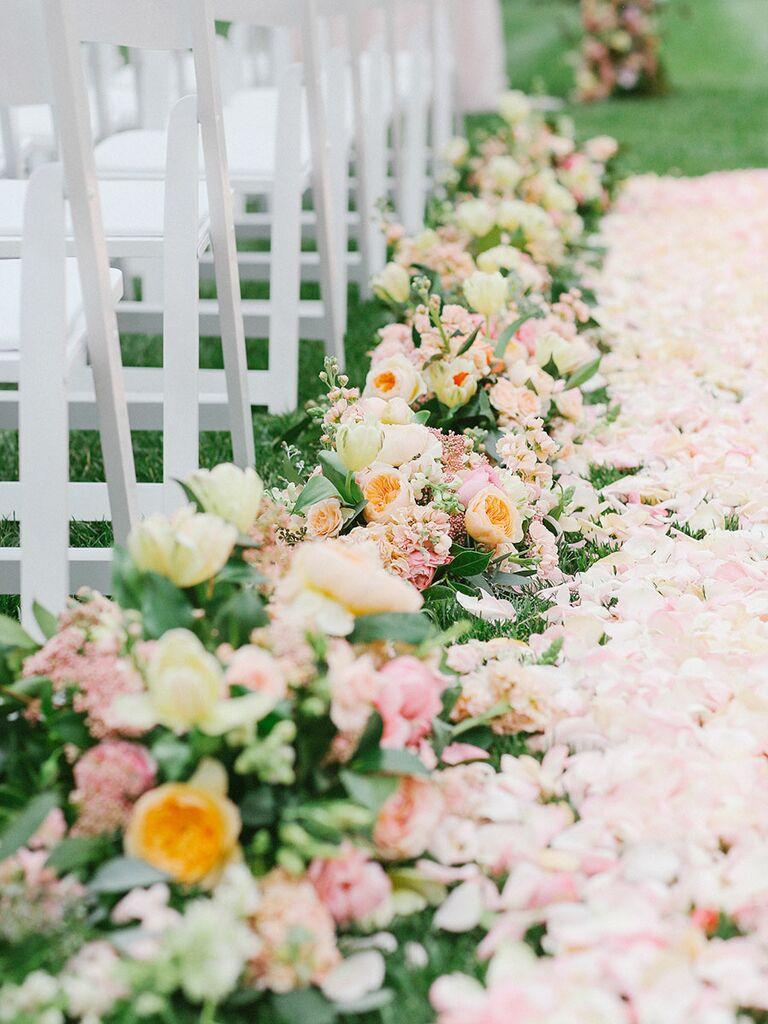 Oastel Wedding: You'll Love These Pastel Wedding Color Scheme Ideas