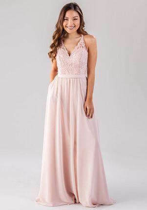 Kennedy Blue Jasmine V-Neck Bridesmaid Dress