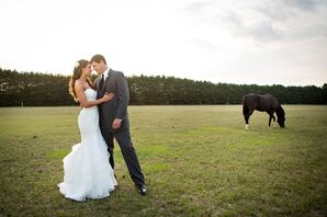 Erin and Michael's South Carolina Wedding