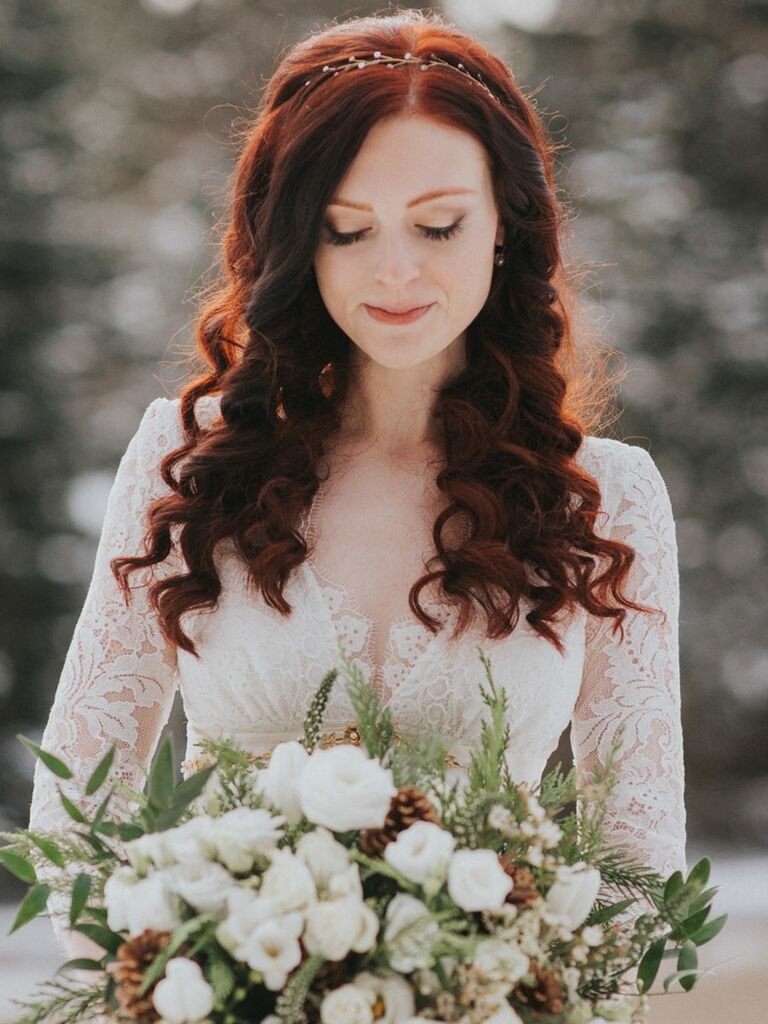 12 Disney Princess Wedding Hairstyles That Are Totally Regal