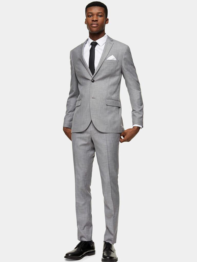 Topman courthouse guest suit