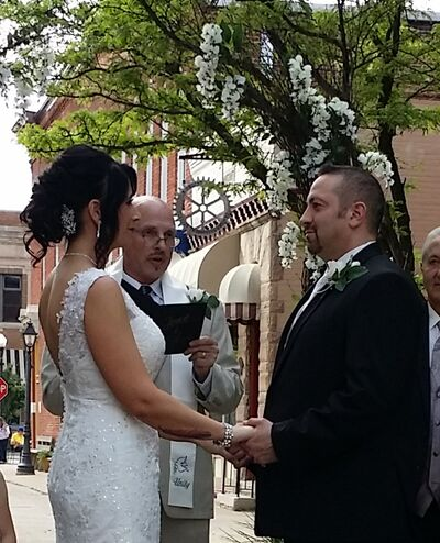 Stephan J. Smith - Wedding Officiant