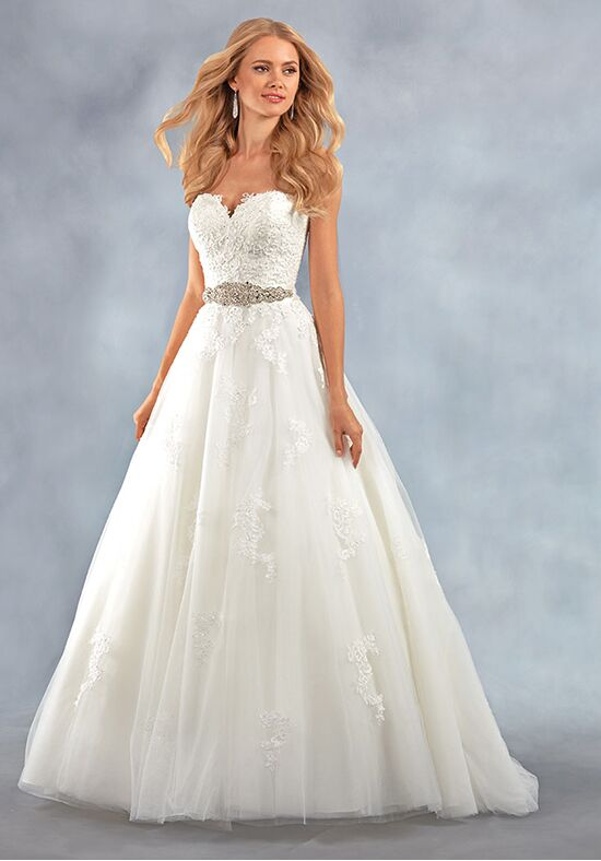 Alfred Angelo Wedding Dresses Disney Collection