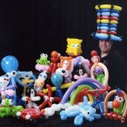 Lexington, MA Balloon Twister | Mr. Balloon Wizard