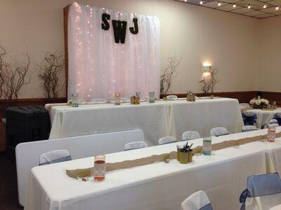Stillwater Weddings @ the KC Hall
