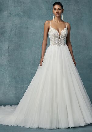 Maggie Sottero MALLORY Ball Gown Wedding Dress