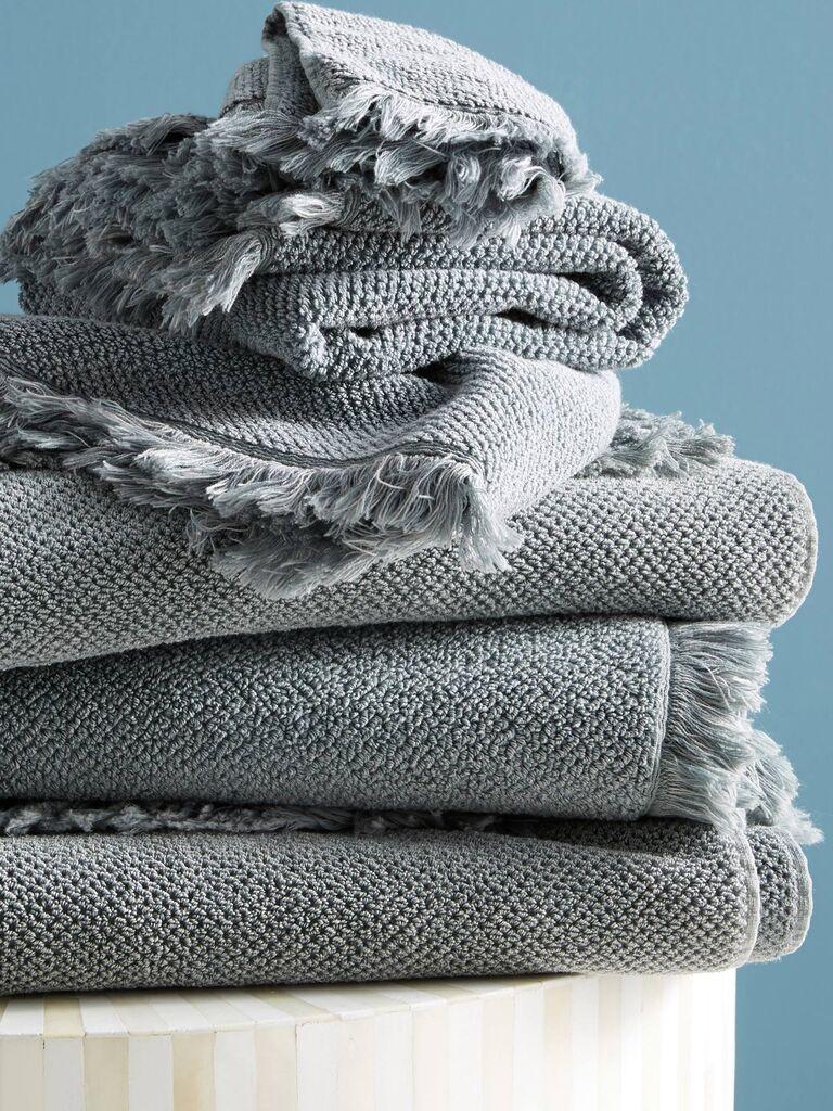 Anthropologie Kassatex Antico Towel Collection