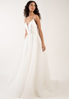 Jenny by Jenny Yoo Lorelei A-Line Wedding Dress