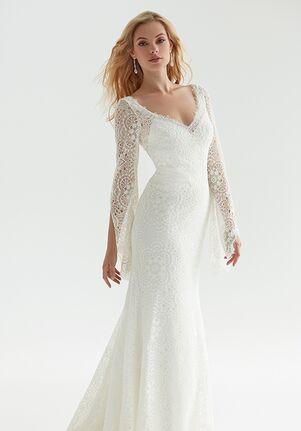 Madison James MJ419 Sheath Wedding Dress
