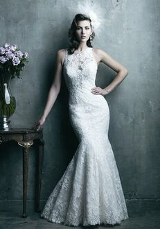 Allure Couture C280 Mermaid Wedding Dress