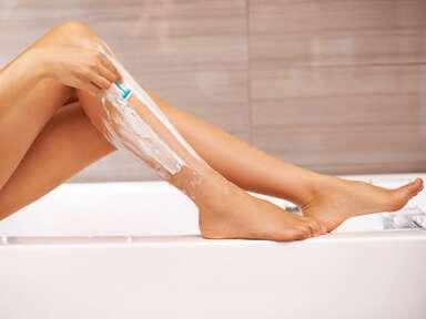 Hair Removal Shaving Legs