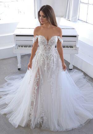 Blue by Enzoani NATSUKO A-Line Wedding Dress