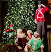 Palm Beach, FL Santa Claus | Authentic Santas Camilleon Christmas Entertainment