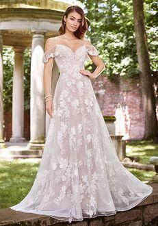 e8cde914a43 Martin Thornburg a Mon Cheri Collection 119265 Eleanor A-Line Wedding Dress