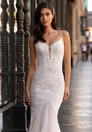 PRONOVIAS LOCKHART Mermaid Wedding Dress
