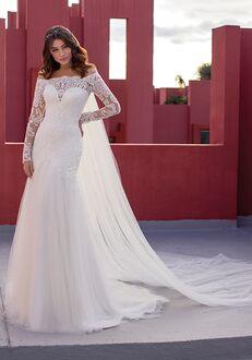WHITE ONE PRIMROSE Mermaid Wedding Dress