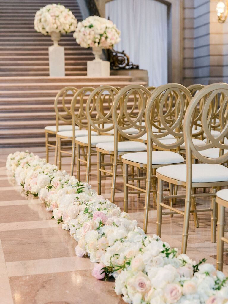 Best Aisle Decor Ideas 19 Wedding Aisle Decor Inspiration