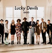 Santa Barbara, CA Pop Band | Lucky Devils Band
