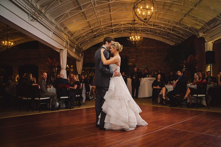 First Dance at The Sam Houston Hotel