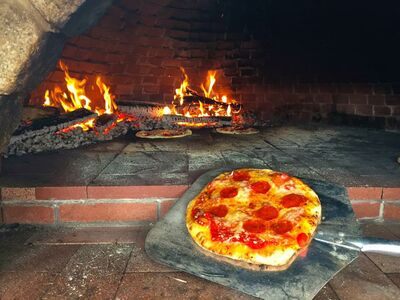 Flame Mobile Pizza Oven