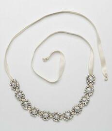 MEG Jewelry Moonstar headband Wedding Necklace photo