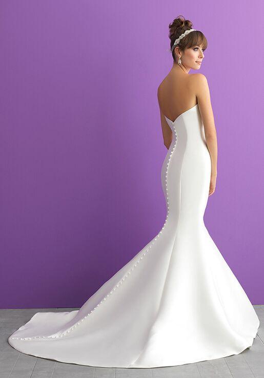Allure Romance 3000 Mermaid Wedding Dress