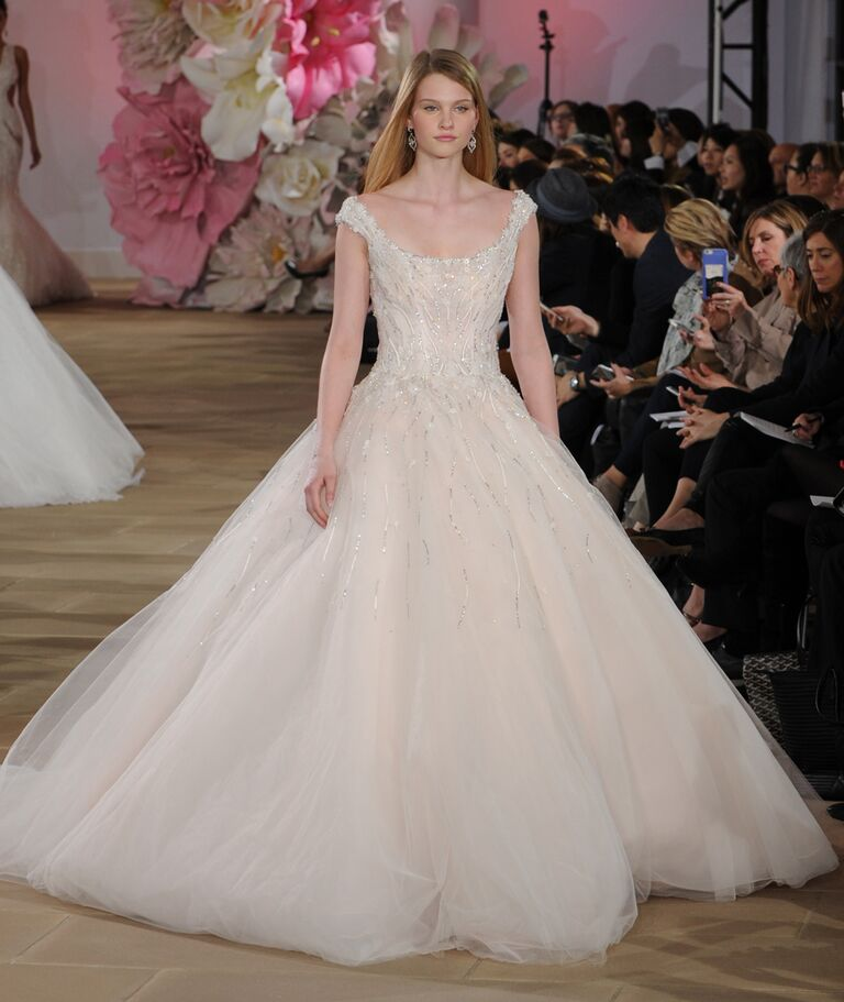 Di Santo Wedding Gowns: Ines Di Santo Spring 2017 Collection: Bridal Fashion Week