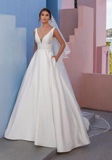 WHITE ONE SENNA Ball Gown Wedding Dress