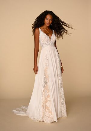 All Who Wander Skye A-Line Wedding Dress