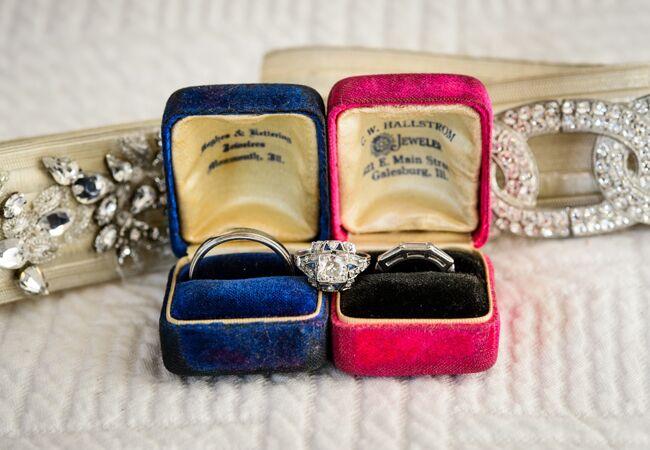 Creative Ways to Display Ring/Adam Padgett Weddings/The Knot blog