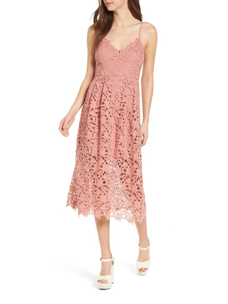 5539f976b5 What to Wear to a Winter 2019 Wedding: 65 Guest Dresses