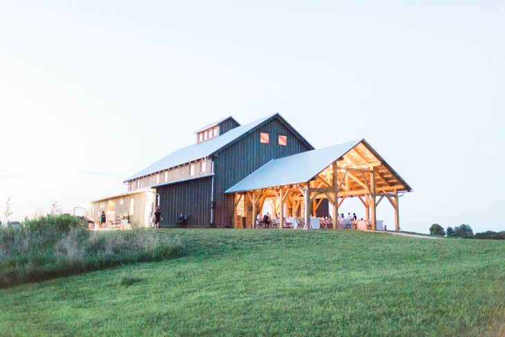 Weston Red Barn Farm in Missouri