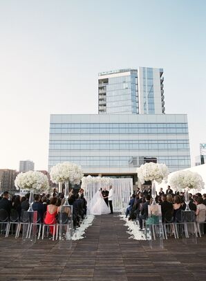 Modern Ceremony at NeueHouse Hollywood in Los Angeles, California