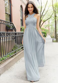 Hayley Paige Occasions 5760 Halter Bridesmaid Dress