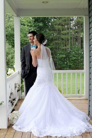 Sophia Tolli Mermaid Wedding Dress