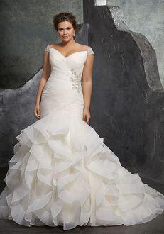 Morilee by Madeline Gardner/Julietta Kori/3237 Mermaid Wedding Dress