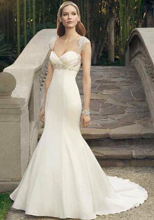 Casablanca Bridal 2179 Mermaid Wedding Dress