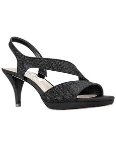 Nina Bridal Nasreen_Black Black Shoe