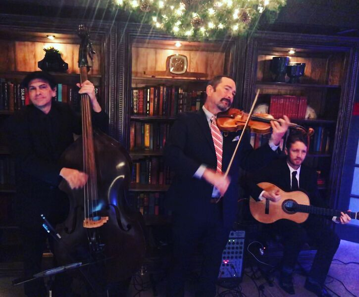 HOT CLUB SRQ-Gypsy Jazz and more! - Jazz Band - Sarasota, FL