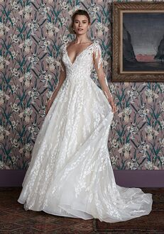 Justin Alexander Signature Julie Ball Gown Wedding Dress