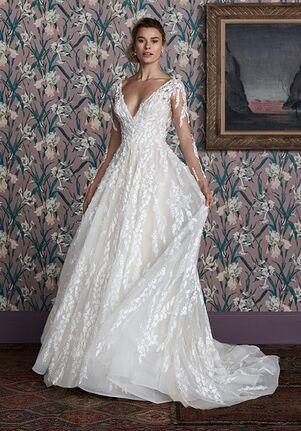 Justin Alexander Signature Julie Ball Gown Wedding Dress